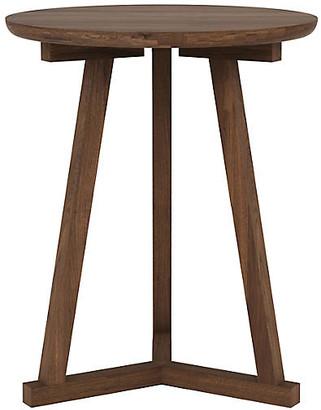 Ethnicraft Tripod Side Table - Walnut