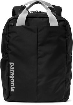 Patagonia Tamangito Logo-Print Nylon-Canvas Backpack