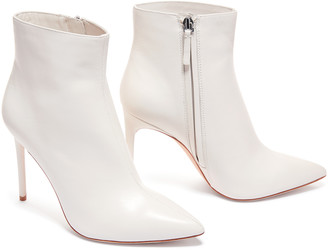Alice + Olivia Celyn Leather Bootie