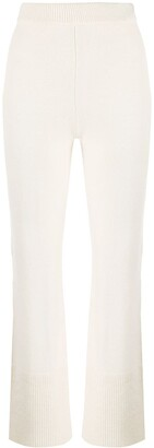 Joseph Cashmere Knitted Trousers
