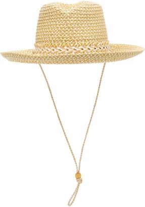 Eric Javits Tucson Woven Cowboy Hat