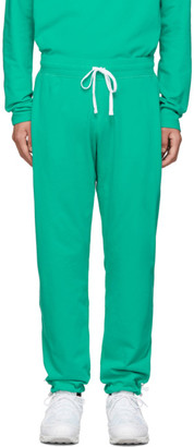 District Vision Green Reigning Champ Edition Retreat Lounge Pants