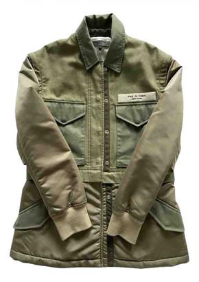 Rag & Bone Green Synthetic Coats