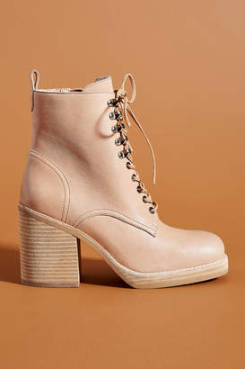 Jeffrey Campbell Dotti Lace-Up Boots