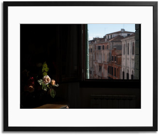 Sonic Editions Venetian Life Framed Photography Print