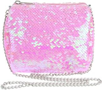 Capelli New York Flip Sequin Crossbody Bag