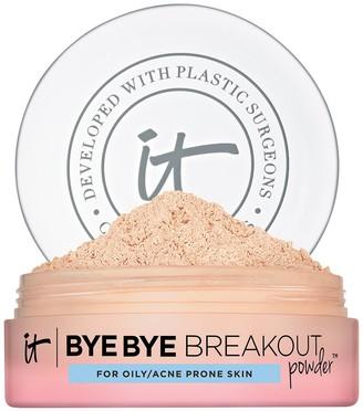 It Cosmetics Bye Bye Breakout Powder - Light Medium