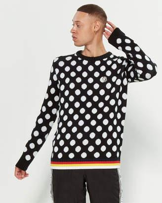Billionaire Boys Club Space Dot Sweater