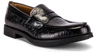 Burberry Emilie Loafers in Black | FWRD
