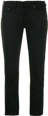 Rag & Bone Slim Cropped Trousers
