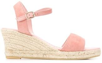 Pretty Ballerinas Wedge Mid-Heel Sandals