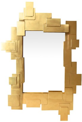 Jonathan Adler Puzzle Accent Mirror