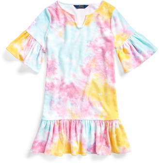 Ralph Lauren Tie-Dye Terry Cover-Up