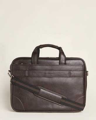 Ben Sherman Distressed Briefcase