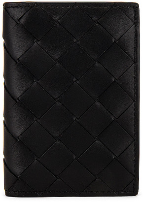 Bottega Veneta Wallet in Black | FWRD