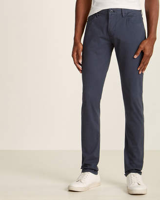 Armani Jeans Twill Slim Fit Chinos