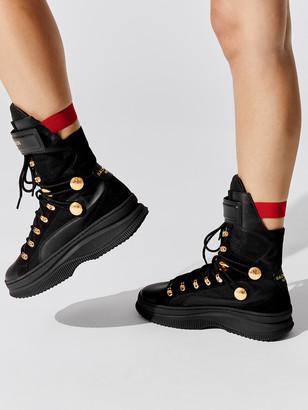 Balmain Puma X Deva Boot X