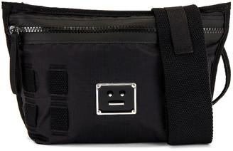 Acne Studios Bum Bag in Black | FWRD