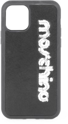 Moschino Embroidered Logo iPhone 11 Pro Max Phone Case
