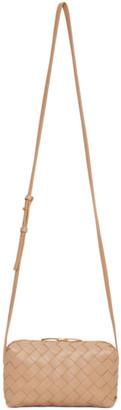 Bottega Veneta Beige Intrecciato Mini Bag