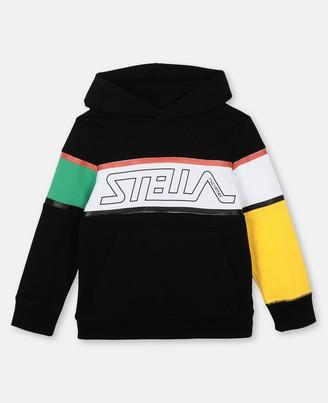 Stella Mccartney Kids Sport Color Block Hoodie, Men's
