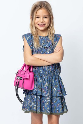 Zadig & Voltaire KIDS FREJA DRESS