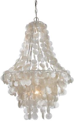 Artistic Home & Lighting 1-Light Metal Pendant