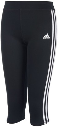 adidas Girls 7-16 Replenishment Capri Leggings