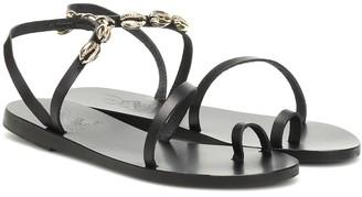 Ancient Greek Sandals Alpi Eleftheria Shells sandals