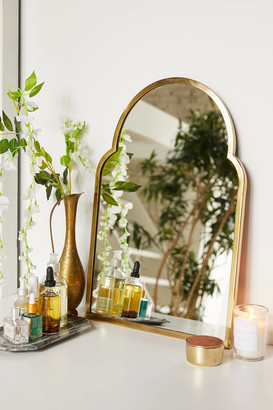 Urban Outfitters Varena Arched Wall Mirror