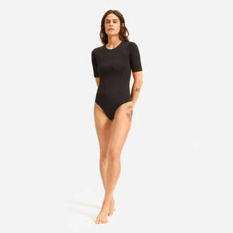 Everlane The Short-Sleeve Crew Neck Bodysuit