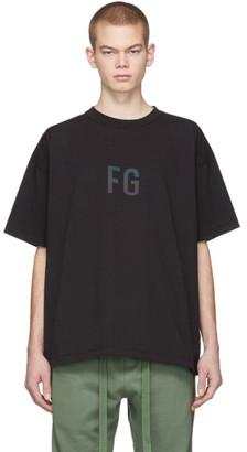 Fear Of God Black FG T-Shirt