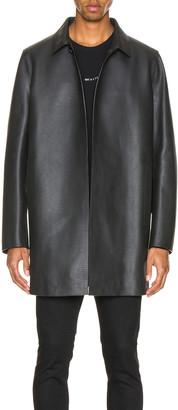 Alyx Leather Coats in Black | FWRD