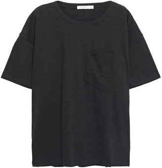Rag & Bone Oversized Slub Cotton-jersey T-shirt