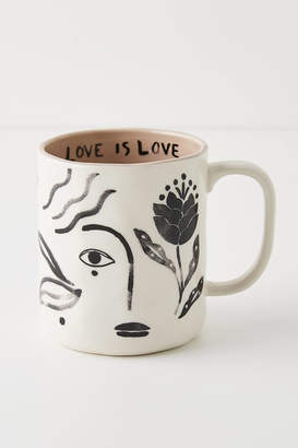 Anthropologie Hestia Mug