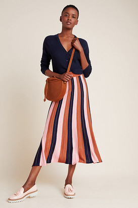 Foxiedox Nina Petite Sweater Midi Skirt By in Assorted Size XS P