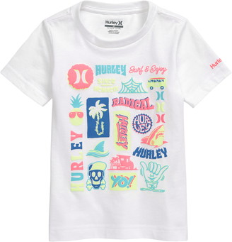 Hurley Flashback Graphic Tee
