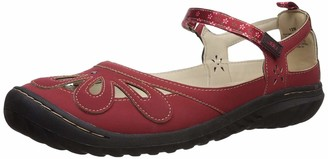 Jambu JBU by Women's Wildflower Encore Mary Jane Flat