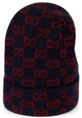 Gucci GG wool hat