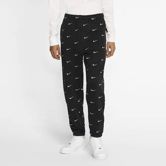 Nike Men's Swoosh Logo Pants