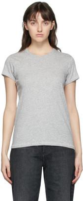 Rag & Bone Grey The Slub T-Shirt