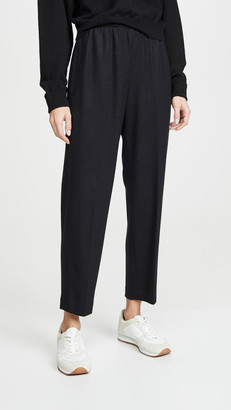Vince Cropped Tapered Pull On Pants