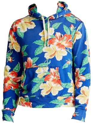 Polo Ralph Lauren Spa Floral-Print Hoodie