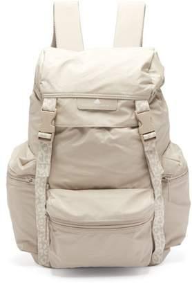 adidas by Stella McCartney Technical Shell Backpack - Womens - Grey