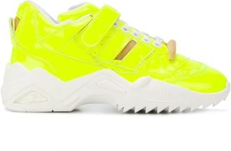 Maison Margiela foam details touch-strap sneakers