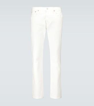 Polo Ralph Lauren Slim-fit stretch-cotton jeans