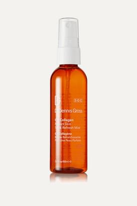 Dr. Dennis Gross Skincare C Collagen Perfect Skin Set & Refresh Mist, 88ml - Colorless
