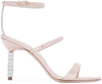 Sophia Webster Chiara Ice bridal sandals