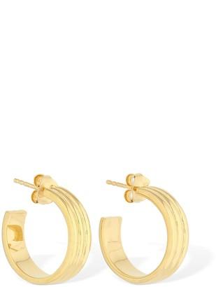 Missoma Ancien Hoop Earrings
