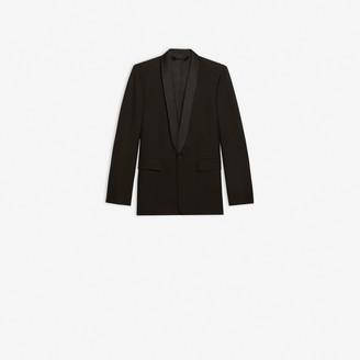 Balenciaga Seamless Tuxedo Jacket